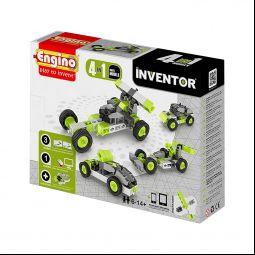 Inventor 4 en 1 - Auto