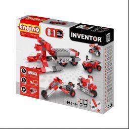 Inventor 8 en 1 - Motocicleta