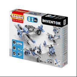 Inventor 8 en 1 - Aeronaves