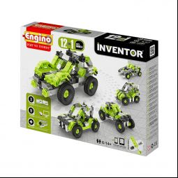 Inventor 12 en 1 - Auto