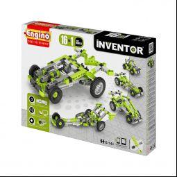 Inventor 16 en 1 - Auto