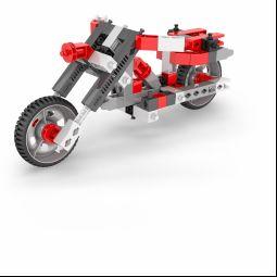 Inventor 16 en 1 - Motocicleta