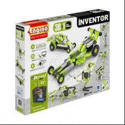 Inventor 30 en 1 - Set Motorizado