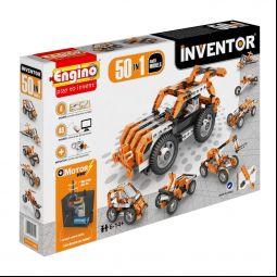 Inventos 50 en 1 - Set Motorizado