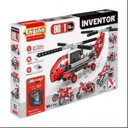 Inventor 90 en 1 - Set Motorizado