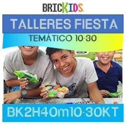 Renta Fiestas 2 horas - 10 a 30 niños Temática