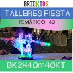 Renta Fiestas 2 horas - 40 niños  Temática