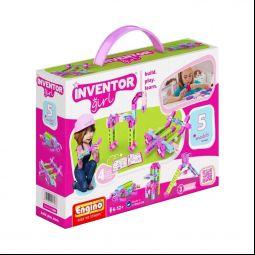 Inventor Girl 5 en 1