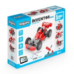 "INVENTOR MECHANICS ""speed racer"" with 5 bonus models"