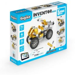 "INVENTOR MECHANICS ""tipper truck"" with 5 bonus models"