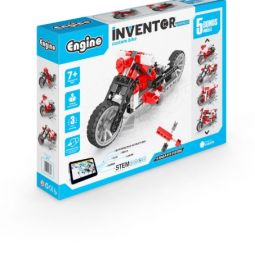 "INVENTOR MECHANICS ""custom bike"" with 5 bonus models"