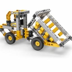 JCB Tractor Cargador JCB