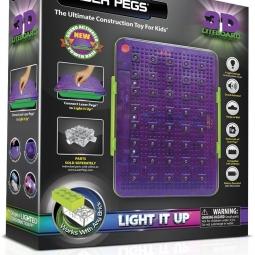 3D Tablero de Luz (Sólo tapa y caja)