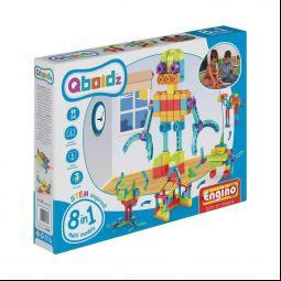 QBOIDZ 8 en 1 - Robot