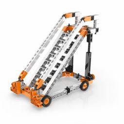 STEM Mecánica: Ruedas, Ejes y planos - nivel 1
