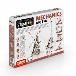STEM Mecánica: Poleas - nivel 3