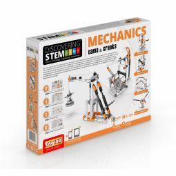 STEM Mecánica: Levas y Manivelas - nivel 2