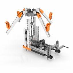 STEM Mecánica: Engranajes y Gusanos - nivel 3