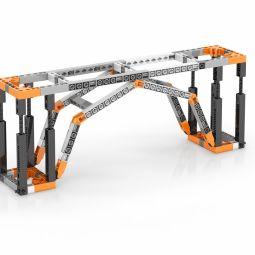 STEM Estructuras: Edificios y Puentes - nivel 1