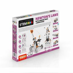 STEM Leyes de NEWTON - nivel 2